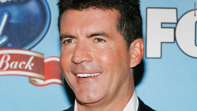 """Simon Cowell has been the star of """"Idol"""" for its entire eight-year run."""