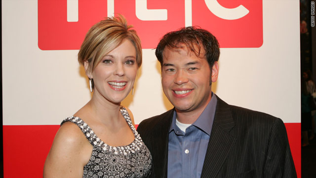 Reality stars Jon and Kate Gosselin were married for 10 years.