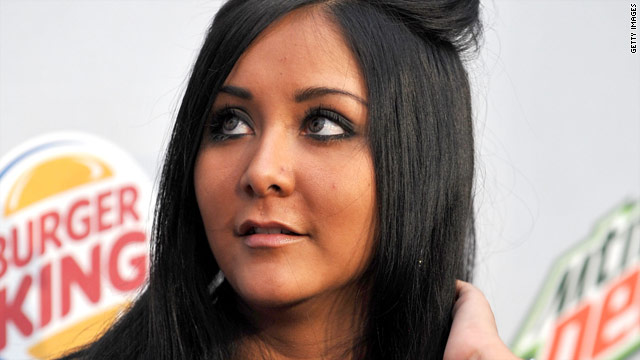 "MTV decided to pull the punch Snooki suffered on this weeks ""Jersey Shore."""