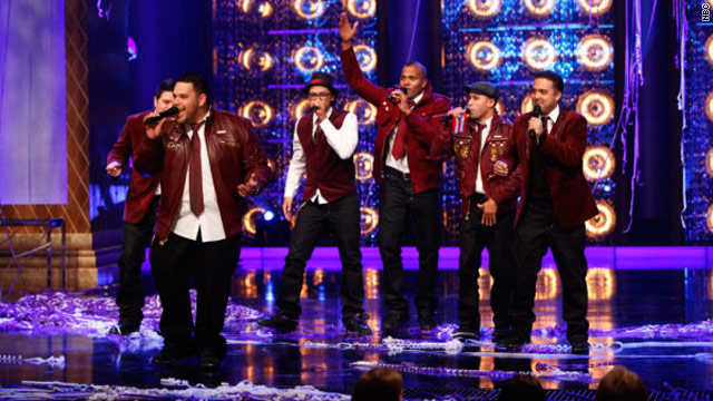 "Nota won the NBC talent show ""The Sing-Off,"" taking home $100,000 and a recording contract."