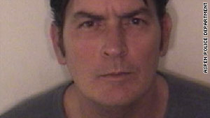 "Actor Charlie Sheen stars in the TV show ""Two and a Half Men."""