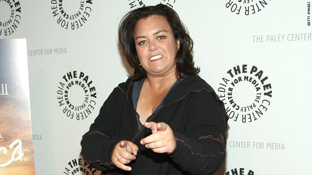 Rosie O'Donnell was seen in Miami Beach with a new girlfriend.