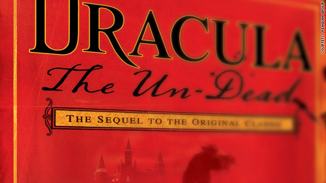 Dacre Stoker and Dracula historian Ian Holt teamed to revive the iconic vampire.
