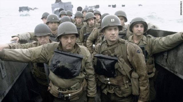 """Saving Private Ryan"" won five Oscars, including best director for Steven Spielberg, but a military historian isn't impressed."