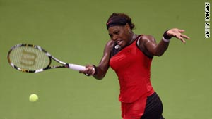 Serena Williams will be seeking to win the tournament for the second time, having also triumphed in 2001.