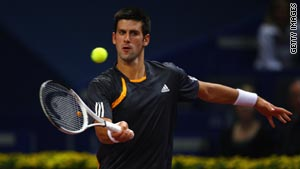 Novak Djokovic is seeded to meet three-time defending champion Roger Federer in the Basle final.