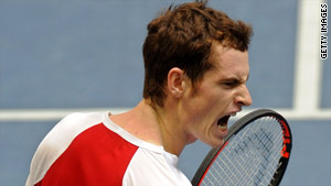Top seed Andy Murray looks well on course to win his sixth title of the season in Valencia.