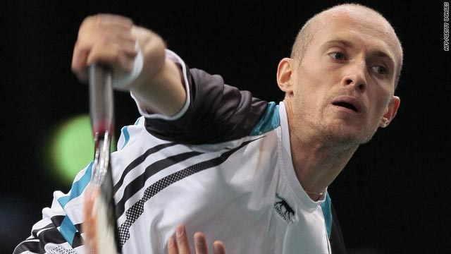Nikolay Dadvydenko is in pole position to qualify for the season-ending ATP event for the second year in a row.
