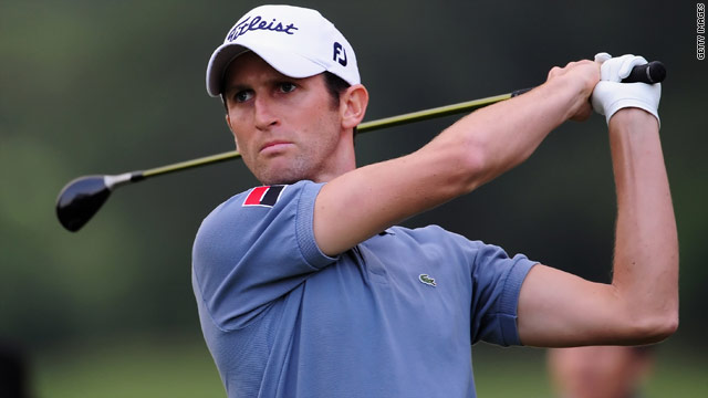 Frenchman Bourdy took the sole lead in Hong Kong with a superb 63.