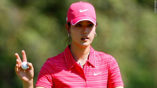 Michelle Wie is finally a winner of the LPGA Tour after her victory in Mexico on Sunday.