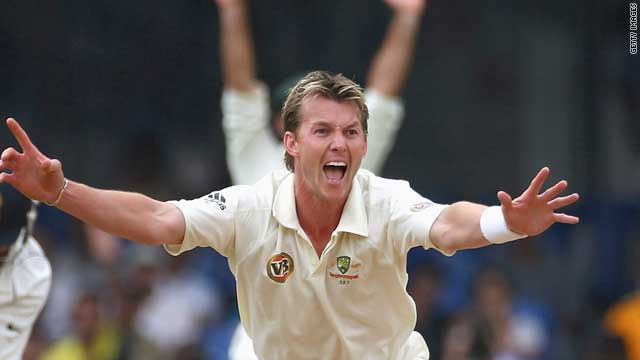 Brett Lee has been out of Test match cricket for nearly a whole year.