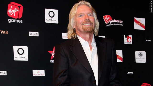 Richard Branson's Virgin brand will have a presence on next year's Formula One grid.