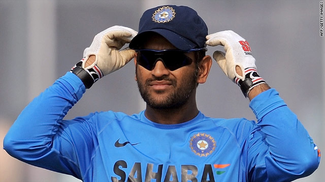 Captain Mahendra Singh Dhoni is focused on helping India to clinch the home series against Sri Lanka.