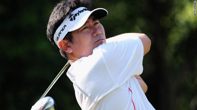 Y.E. Yang made a big splash on the PGA Tour this year, winning the Honda Classic and the PGA Championship.