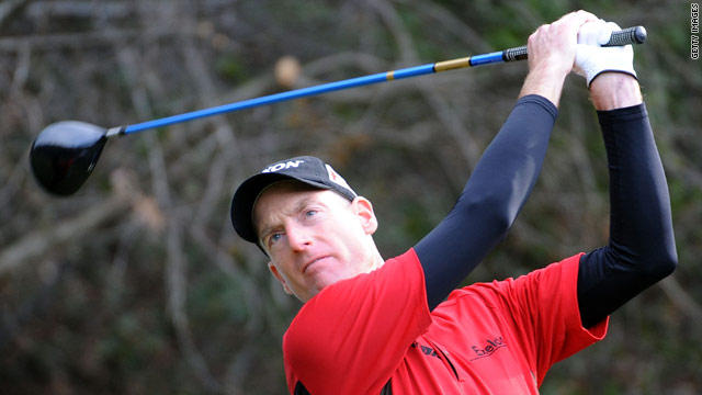 Furyk secured his first victory for over two years with his one-shot win in the Chevron Challenge.