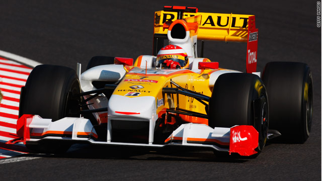 Bernard Rey confirmed that Renault will remain in Formula One next season after a deal secured the team's future.