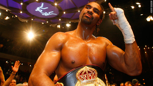 WBA heavyweight champion David Haye must overcome John Ruiz before thinking of tackling Vitali Klitschko.