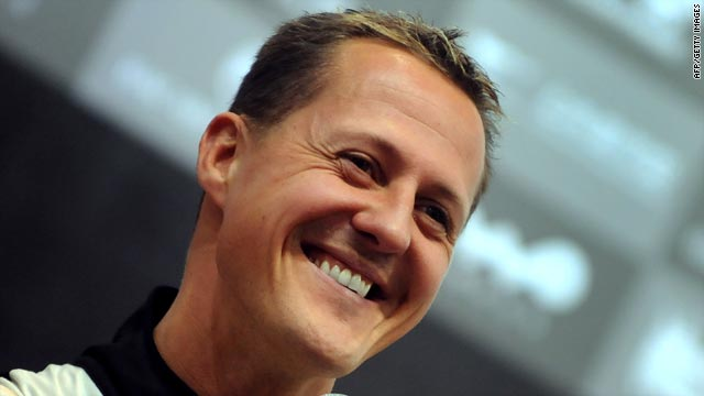 F1 legend Michael Schumacher is expected to form an all-German line-up at Mercedes.