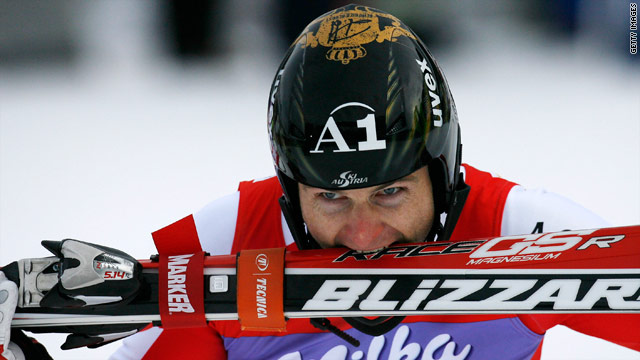 Herbst's rivals bit off more than they could chew at Alta Badia in the slalom.