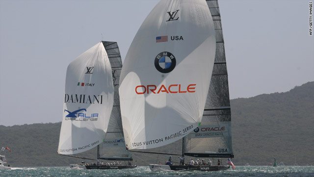 This month on MainSail, Shirley Robertson takes the viewer inside the world of the America's Cup.