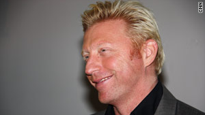 Boris Becker tells CNN's Football Fanzone about his love for Bayern Munich.