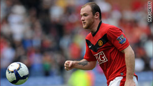 Rooney is a father for the first time after wife Coleen gave birth to a bay boy.