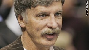 American businessman Stan Kroenke is inching closer to a formal takeover of English Premier League side Arsenal.