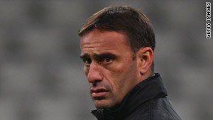 Paulo Bento has paid the price for Sporting Lisbon's poor run of results this season.