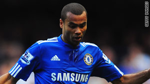 Ashley Cole is likely to be out for several weeks after aggravating a leg injury.