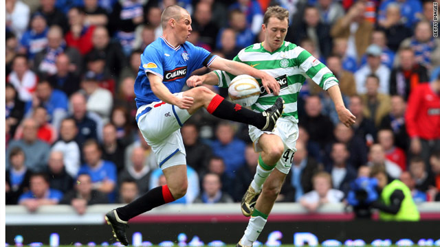 The hopes of Scottish Premier League sides Rangers and Celtic of joining the English Premier League have been dashed.