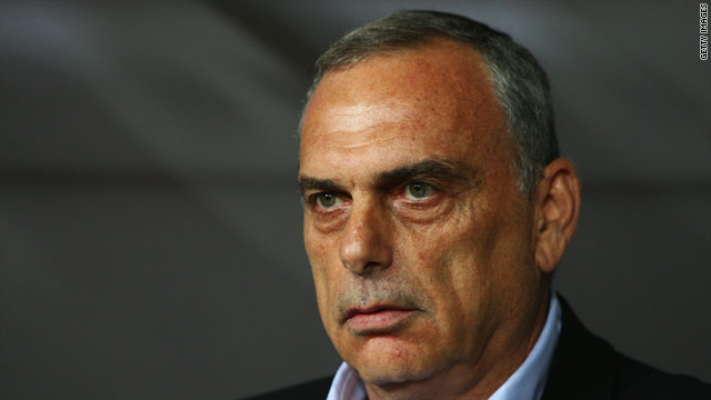 Avram Grant takes charge of a Portsmouth team battling to avoid relegation from the Premier League.