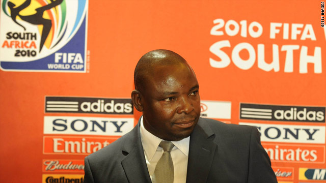 SAFA President Kirsten Nematandani has vowed to stamp out corruption in South African football.