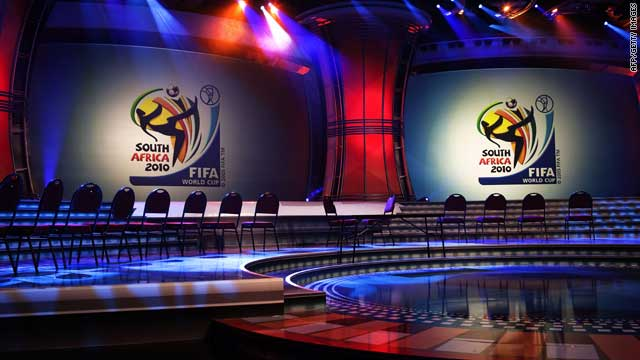 The stage where 32 nation's World Cup destiny will be decided on Friday.
