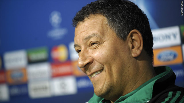 Ten Cate has departed Panathinaikos after failing to dislodge Olympiakos from the top of the Greek leageu.