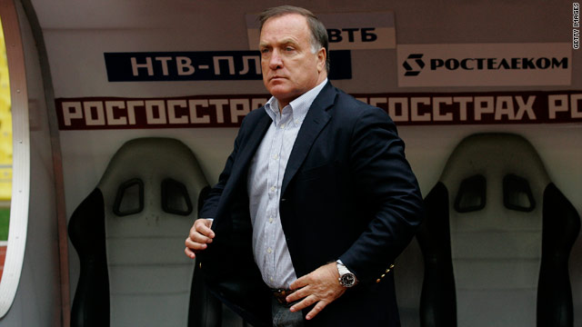 Advocaat will combine his duties as Belgian national coach with taking charge of Dutch champions AZ Alkmaar.