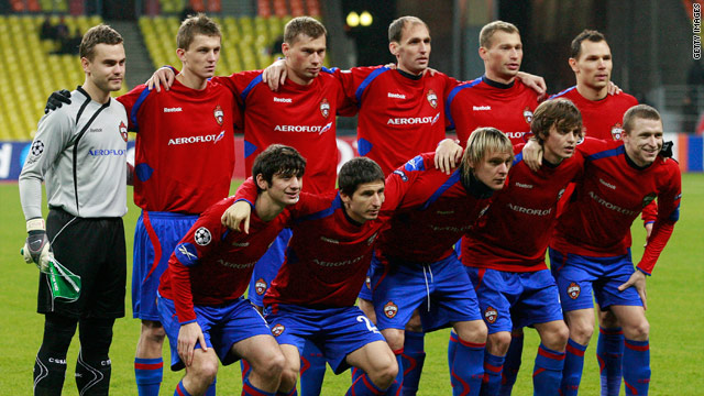CSKA Moscow will be able to continue playing in the Champions League despite two failed drugs tests.