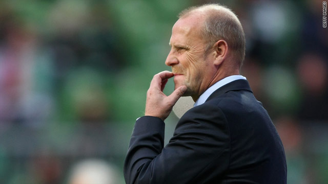 Thomas Schaaf continues to keep Werder Bremen among the Bundesliga front-runners.