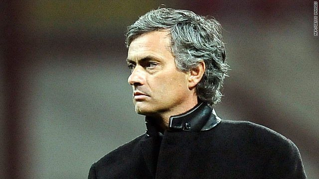 Jose Mourinho has said he did not assault a journalist after Inter Milan's 1-1 draw with Atalanta on Sunday.