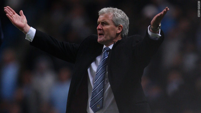 Mark Hughes' Manchester City team have lost just twice in the league this season, but have drawn eight times.