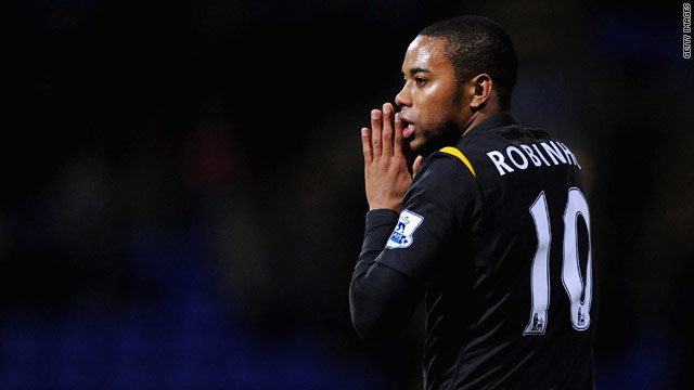 Manchester City forward Robinho's hopes of a move to Barcelona appear to be over according to Joan Laporta.