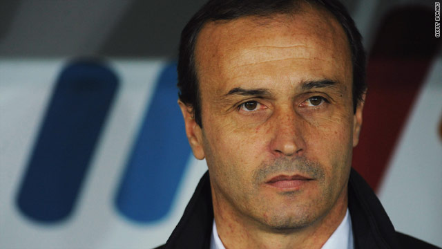 Pasquale Marino has paid the ultimate proce for Udinese's poor Serie A form this season.