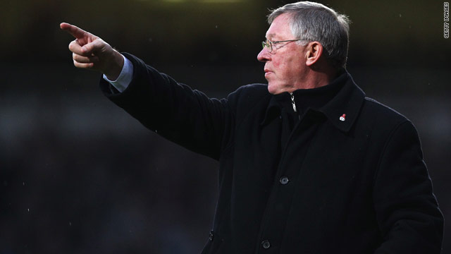 Sir Alex Ferguson has not been impressed with the way Manchester City have treated his former striker Mark Hughes.