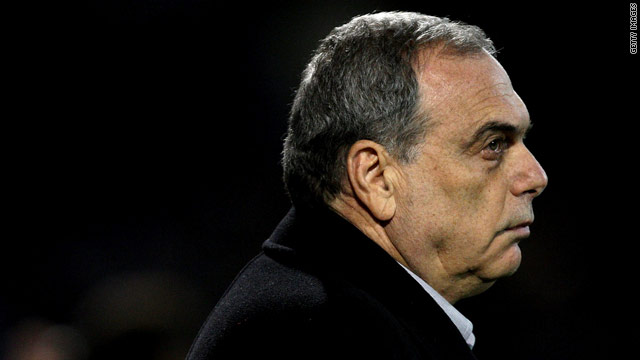 Portsmouth manager Avram Grant has to contend with problems on and off the pitch with his struggling Premier League club.