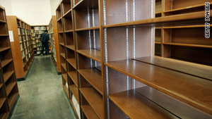 Some librarians say they're preparing for their future as free places to access information -- with or without books.
