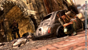 """Uncharted 2: Among Thieves"" delivers an unforgettable interactive experience."
