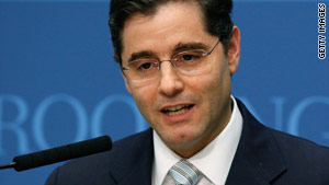 The FCC and its chairman, Julius Genachowski, are in favor of open Internet rules.