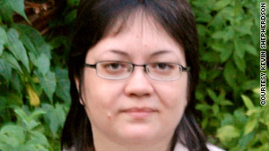 Karen d'Almeida of Singapore is also related to Kevin Shepherdson and Thomas Kurowski.
