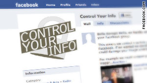 Hundreds of Facebook groups have been hijacked by users protesting what they say are flaws in how the site is run.