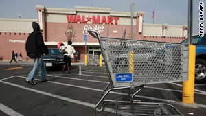 With fewer walk-in stores dealing solely in electronics, Wal-Mart has begun another sustained attack on holiday pricing.