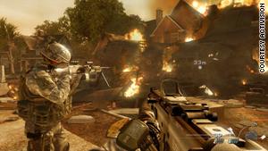 """""""Call of Duty: Modern Warfare 2"""" has been a monster hit."""